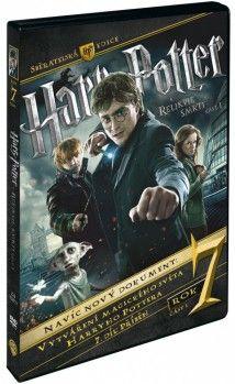 DVD: Harry Potter a Relikvie smrti - 1. část S.E. (3 DVD)