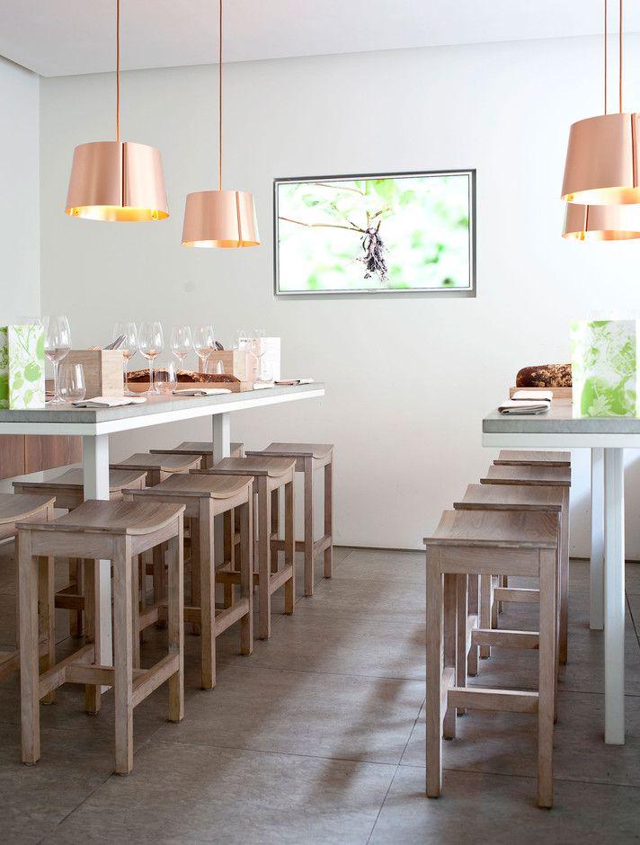 Speceriet, food bar, complementing restaurant Gastrologik l Artillerigatan 14 l Stockholm