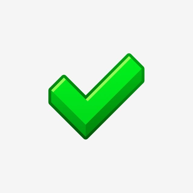 3d Green Check Icon Check Icons 3d Icons Green Icons Png Transparent Clipart Image And Psd File For Free Download Icon 3d Icons Business Icon