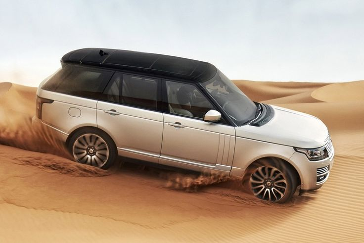 Land Rover | The new 2013 Land Rover Range Rover | The Luxury Travel, Entertainment ...