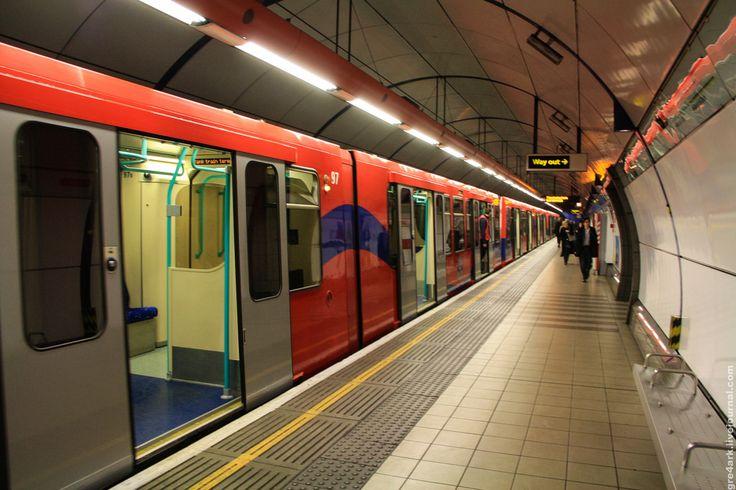 Аркадий Гершман - Лондонское метро
