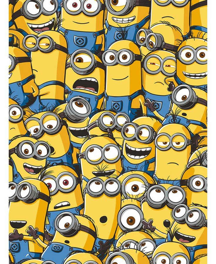 25 best ideas about minion wallpaper on pinterest - Despicable minions wallpaper ...