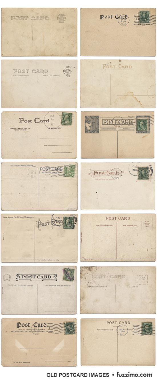 Vintage postcards free download