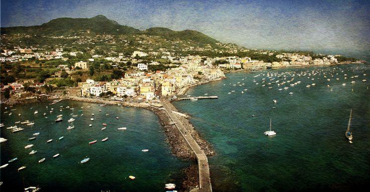 Beautiful island of Ischia - null