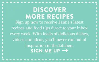 Jamie Oliver  10 EASY TIPS TO LIVE BY  Eating healthily is all about balance. Every now and then it's perfectly OK to have pie for dinner or a nice slice of cake at teatime – treats are a part of life – but it's also important to recognise when we're pushing things too far.................