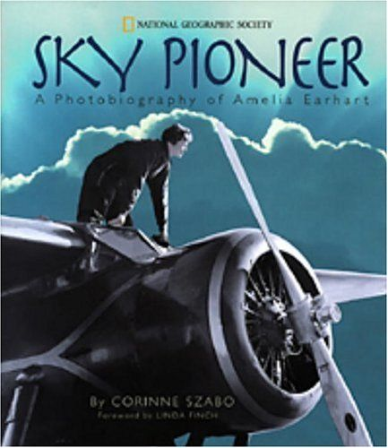 A biography, with numerous photographs and quotes from Earhart herself, tracing this determined woman's life and interest in flying.