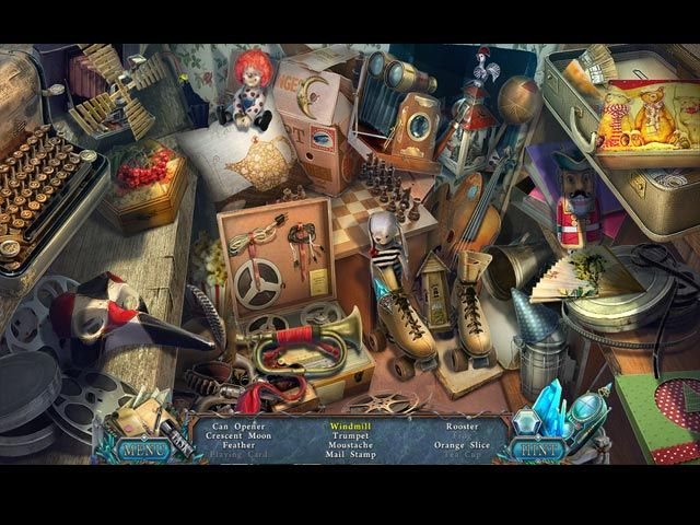 Standard Version of Spirit of Revenge 3: Gem Fury Game for Mac: http://wholovegames.com/hidden-object-mac/spirit-of-revenge-3-gem-fury-mac.html As a parapsychologist and member of the police team, you're accustomed to criminal acts of the ghostly variety, but are you ready for this spirit of revenge? All that glitters isn't gold in this abandoned mining town. Play both interactive and list HOPs and enjoy learning about Nickfield's past in the mini-games and super puzzles!