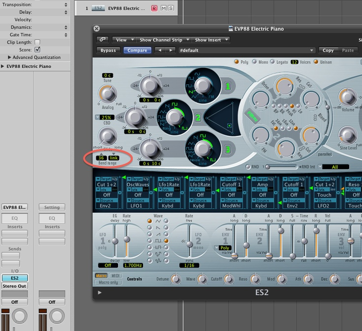 how to make a kick drum from scratch logic