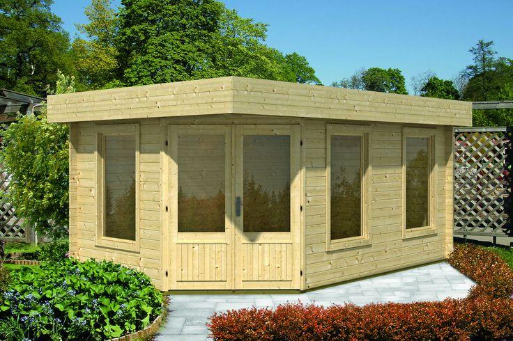 Gartenhaus Maja 40B1 in 2020 Gazebo, Outdoor, Shed