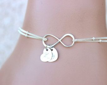 SALE Mothers day Family Tree Bracelet Personalized Infinity