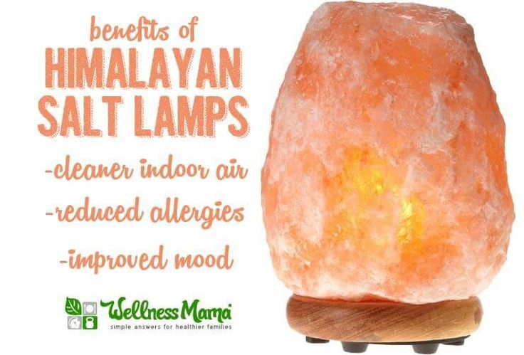 Himalayan Salt Lamps: 4 Important Benefits For Your Home ...