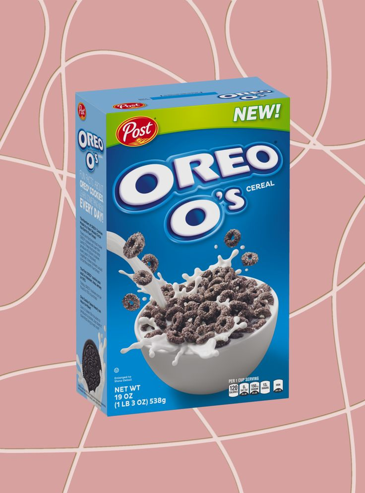 Oreo O's Cereal Is Returning & So Is Your Childhood http://r29.co/2qBMkNR