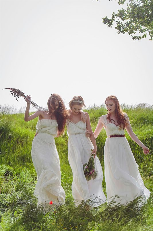 Meadowfest – A Festival Styled Wedding Shoot: Look 4