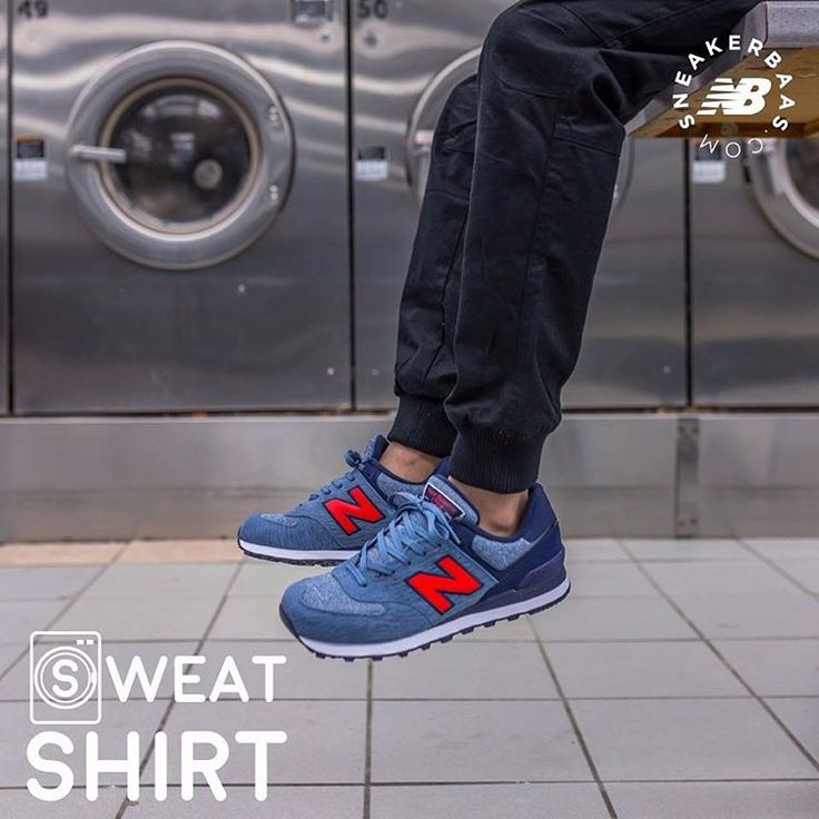 #ml574 #newbalance #nb #sweatshirt #sneakerbaas #baasbovenbaas  New Balance ML574 'Sweatshirt pack'- The 574 serie is one of the greatest running sneakers out there. The New Balance 574 is the most sporty model from their casual line.  Now online available   Priced at 99.99 EU   Men Sizes 40- 47.5 EU