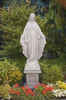 27 best Religious Garden images on Pinterest Prayer garden