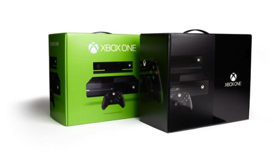 New XBox One packaging