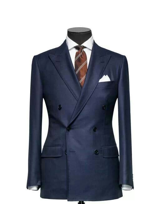 tom ford tailored double breasted suit mens fashion