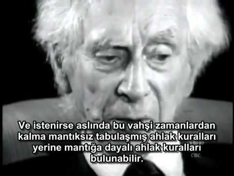 Neden Hristiyan değilsiniz? - Bertrand Russell