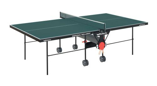 Butterfly TR21 Personal Rollaway Table Tennis « Game Searches