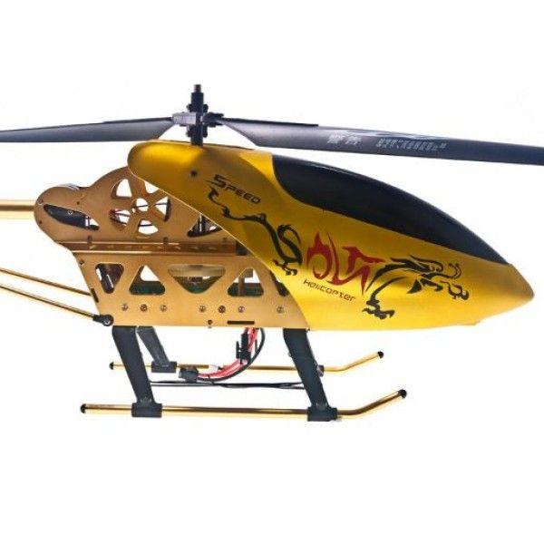 Duży zdalnie sterowany Helikopter GYRO RC (78 CM) - Z152 - Zabawki
