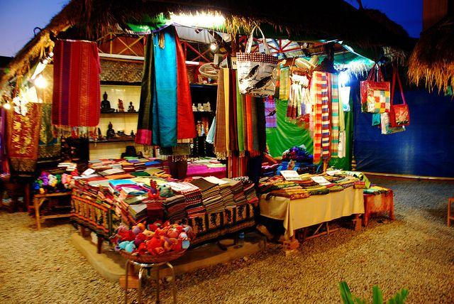 Cambodia-Siem Reap-Angkor Night Market