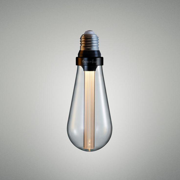 Buster Glödlampa LED E27 3w, Klar, Buster Punch