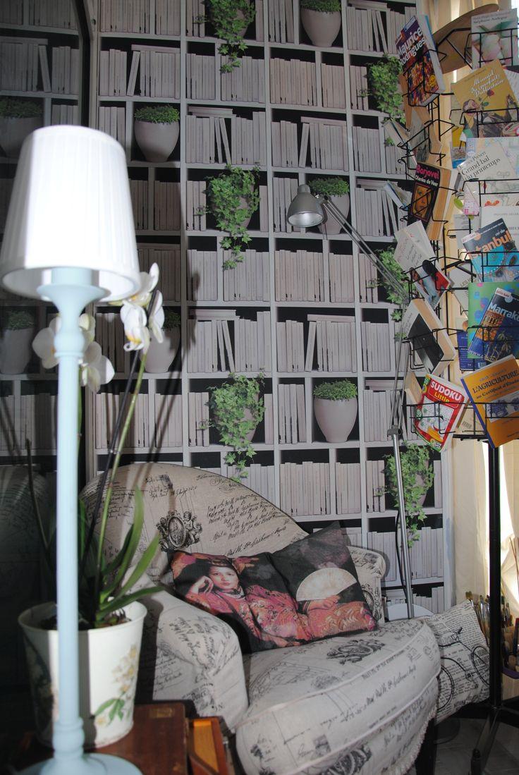 35 best images about papier peint on pinterest paper. Black Bedroom Furniture Sets. Home Design Ideas