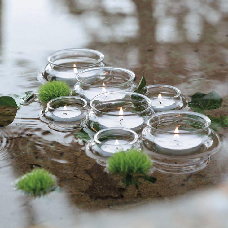 M s de 1000 im genes sobre porta velas de cristal en pinterest - Portavelas cristal ...