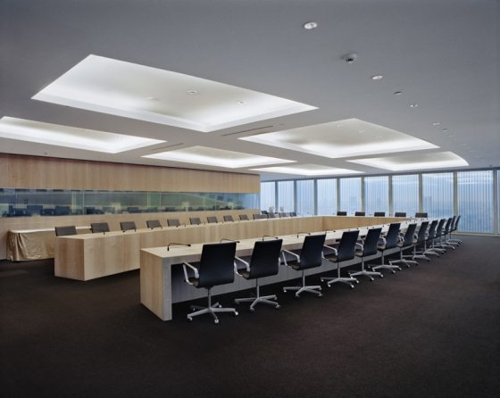 Boardroom at Dexia  Tables of Power- Jacqueline Hassink