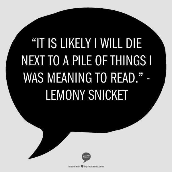 Lemony Snicket                                                                                                                                                                                 More