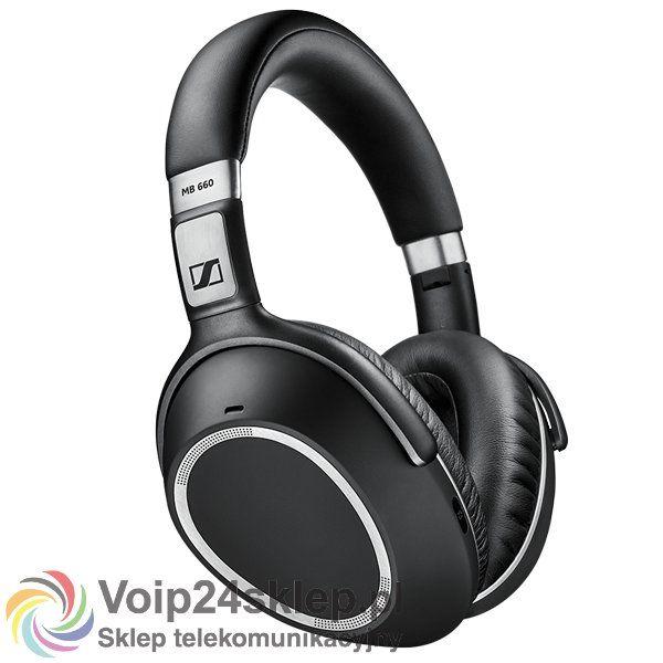 Słuchawki bezprzewodowe Sennheiser MB 660 UC
