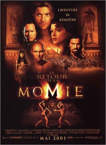 Le retour de la momie de Stephen Sommers