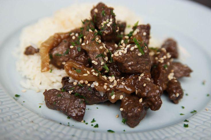 Vietnamesisk vitlöksbiff recept