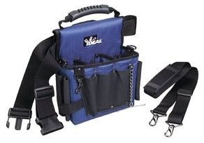 IDEAL - 35-462 Journeyman Electrician's Tote Tool Bag