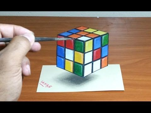 Cool Optical Illusions Compilation || NEW HD - YouTube
