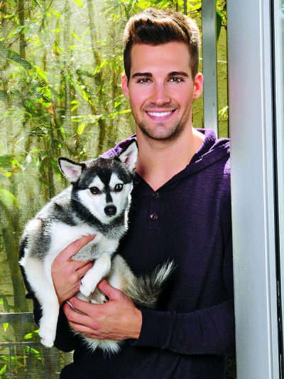 Celebrity House Pics—Photos of James Maslow Home in Venice Beach | OK! Magazine
