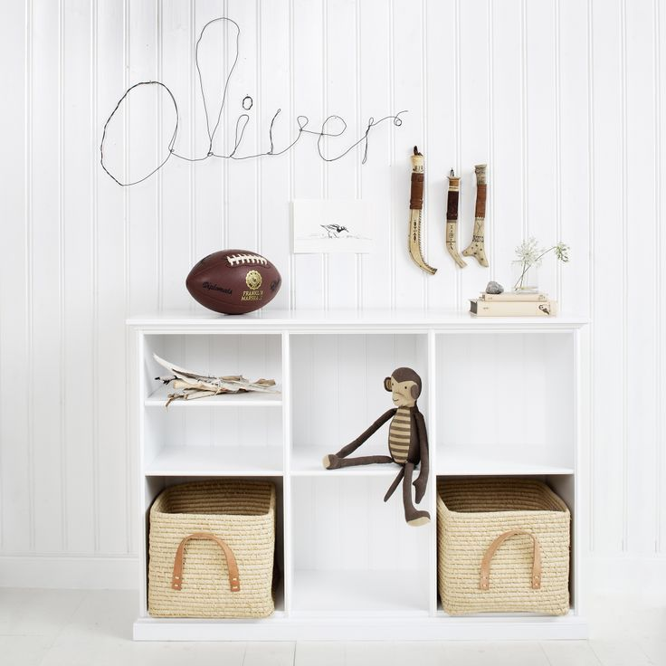 Caninet low 3 sections - Oliver Furniture Denmark.  www.oliverfurniture.com