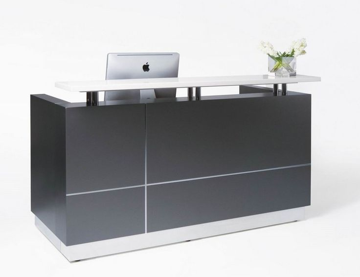 Modern Office Furniture Reception Desk Custom Inspiration Design