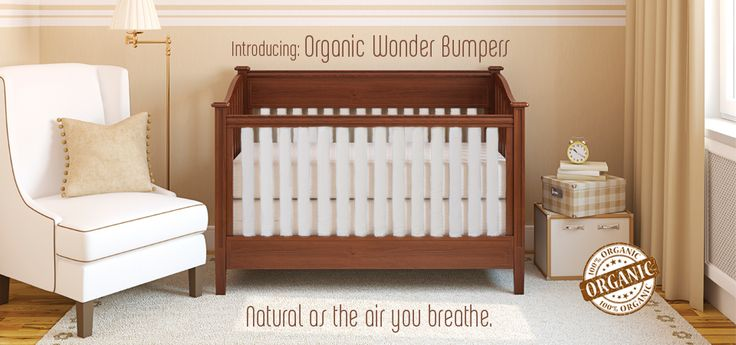 Pure Safety Vertical Crib Liners are Safe cot liners which allows superior air circulation (and so reduce the risk of SIDS) whilst still protecting your baby's head and body from the hard cot bars. Because each cot bar is wrapped individually you remove the risk of suffocation and entanglement.