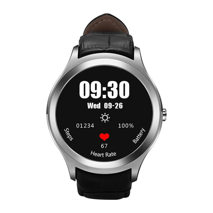NO.1 D5 Pro Quad-core MTK6580 1GB+16GB Android 5.1 1.3GHz GPS WiFi Smart Watch for iOS Android Sale - Banggood.com
