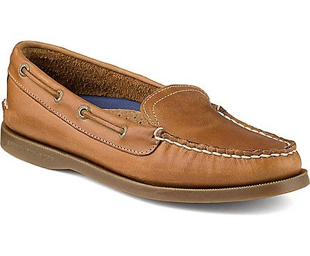 Sperry Top-Sider Authentic Original Milton Slip-On Boat Shoe