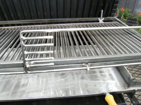 Vente Barbecue gril vertical : BBQ en fer forgé, fabrication française à la Forge Salers