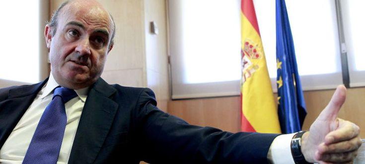 Guindos planta cara a Merkel: pide unos test de estrés en la UE como los españoles - Noticias de Empresas