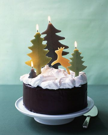 Christmas cake by Martha Stewart