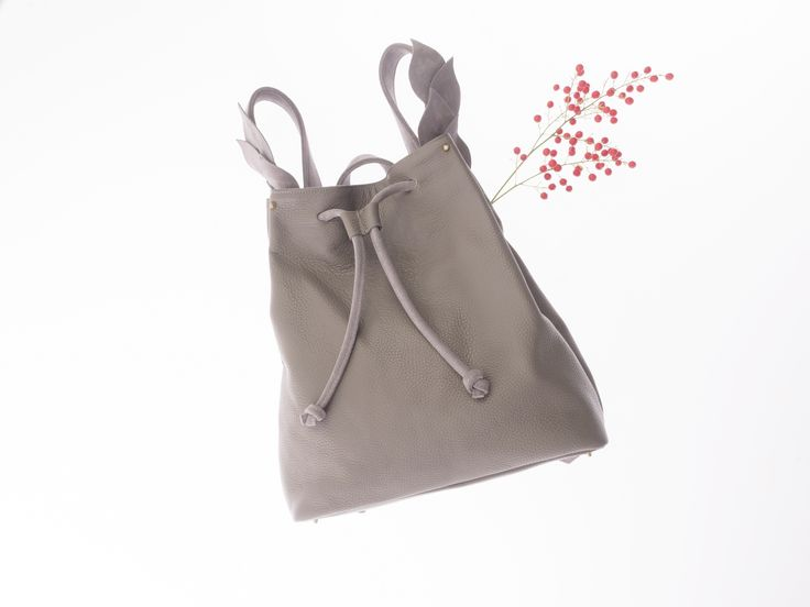 Myrta backpack New Leaves collection by HappyM
