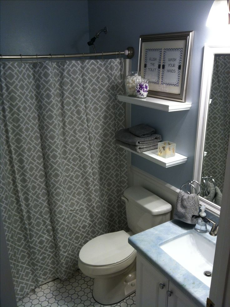 115 best images about bathroom ideas on pinterest small bathroom makeovers small bathroom - Small bathroom space pict ...