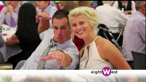 Couples sent in raw video and pictures that I edited to music to air on 8 West. View the other video here: http://www.woodtv.com/dpp/eightwest/here-comes-heather-and-rick