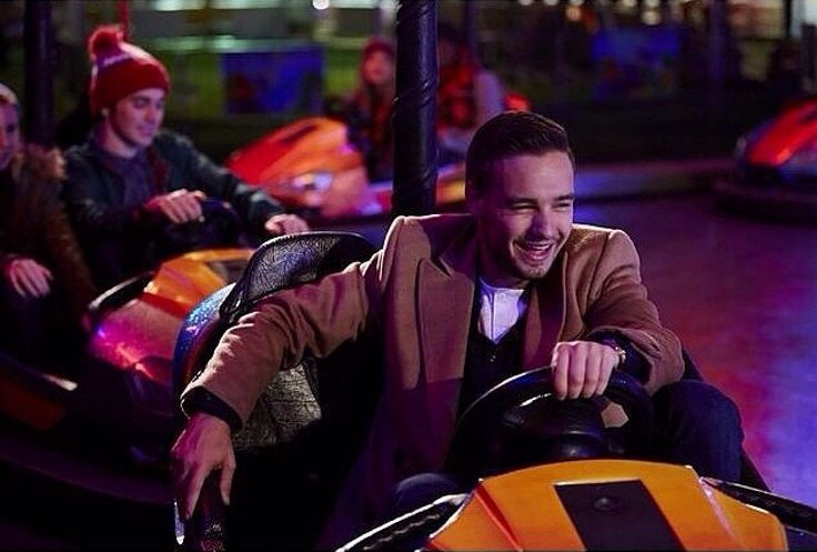 Liam Payne in Night Changes video