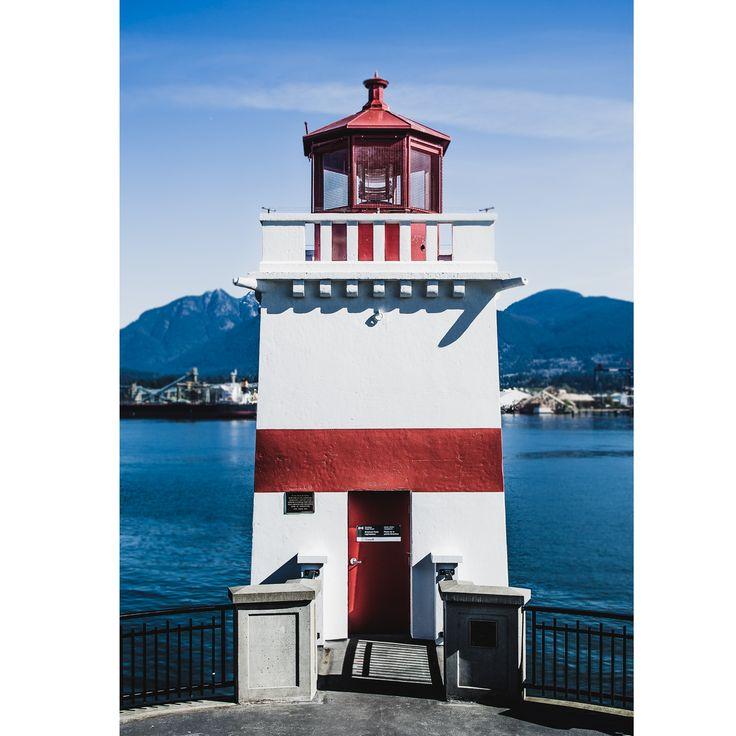 Stanley Park lookout - Vancouver.
