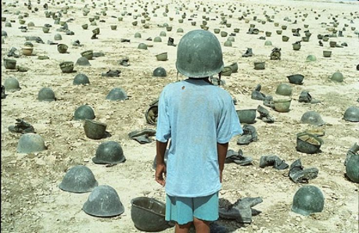 10 Devastating Photographs That Show The True Face Of War